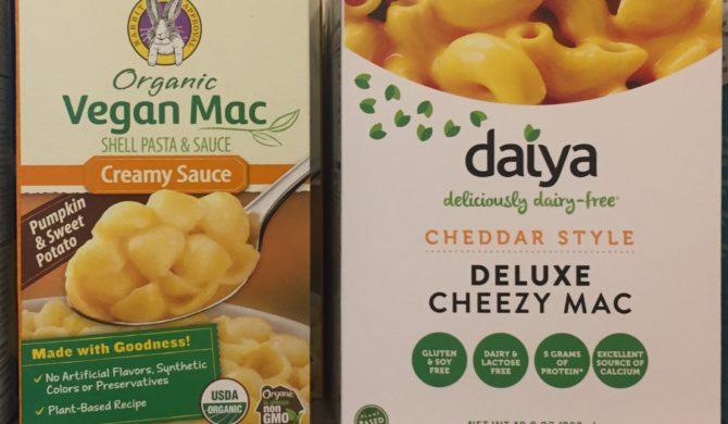 Plant based macaroni