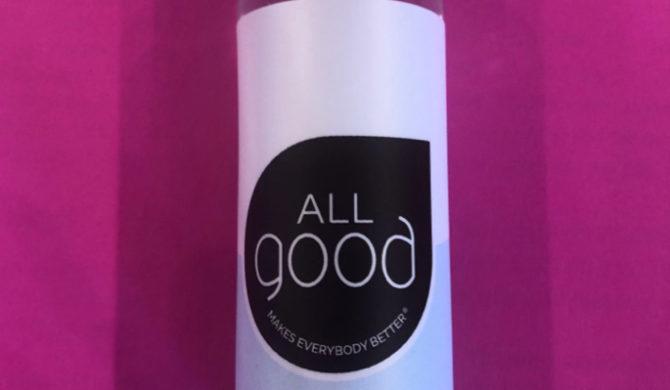 All Good Organic Hand Sanitizer