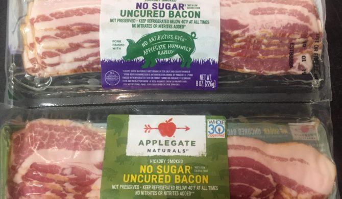 New Applegate Bacon