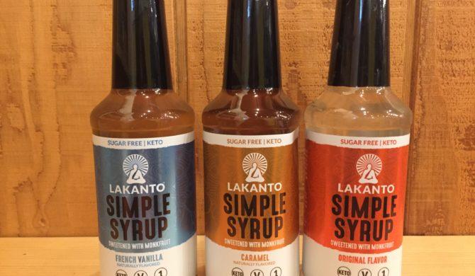 Lakanto Simple Syrups