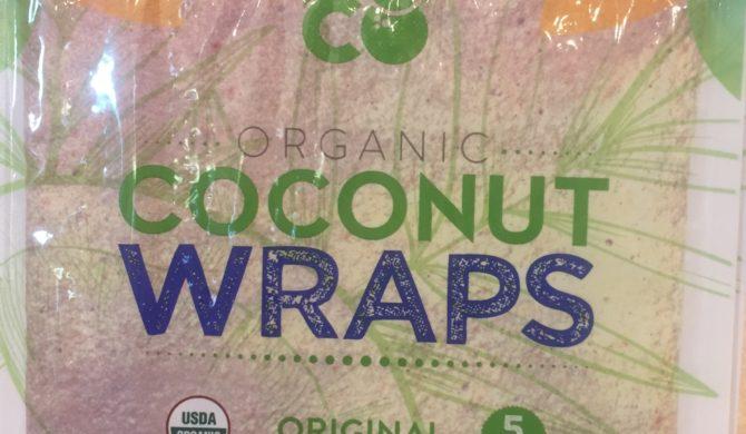 Coconut Wraps