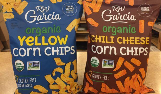 Organic Corn Chips