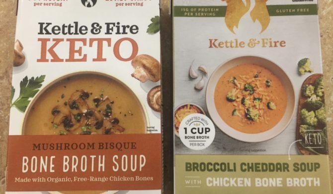 KETO Kettle & Fire