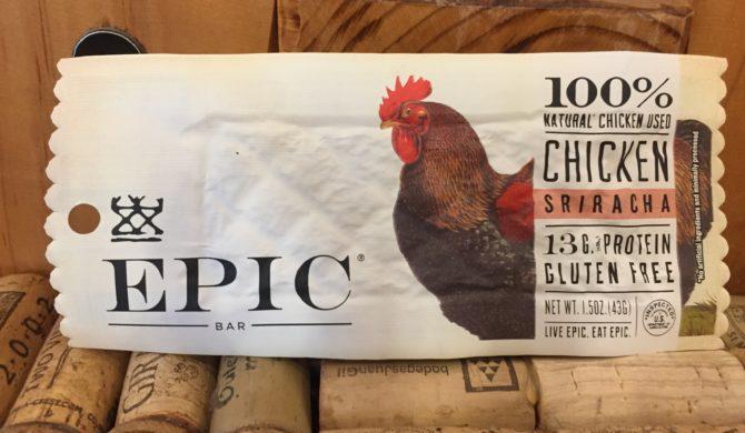 EPIC Chicken Snacks