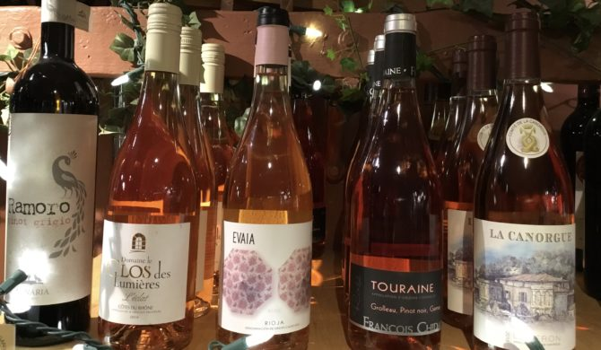 With the arrival of Spring comes Spring Wines!!!