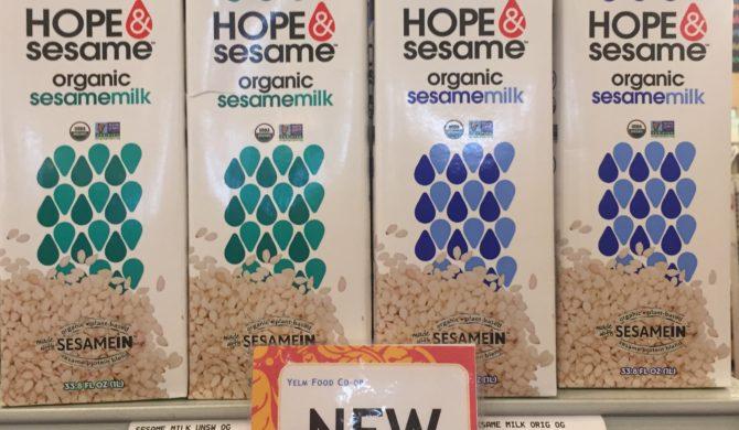 Hope Sesame Milk