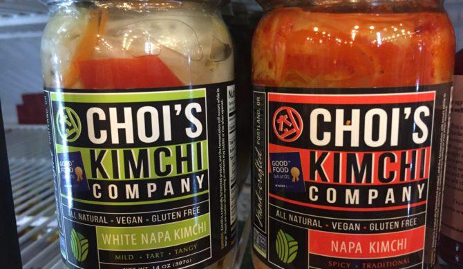 Kimchi from Portland