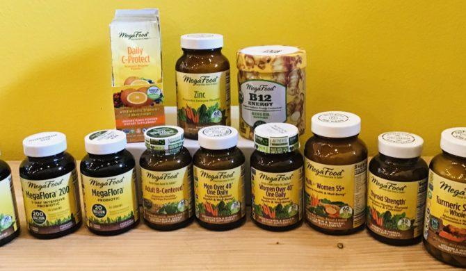Glyphosate Free Mega Foods