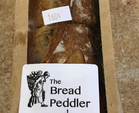 The Bread Peddler Sandwiches