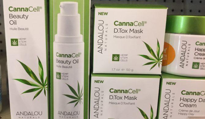 CannaCell Beauty Oil
