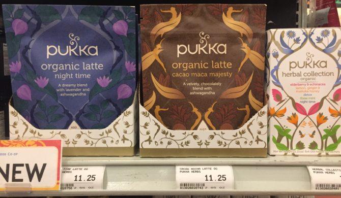 Organic PUKKA