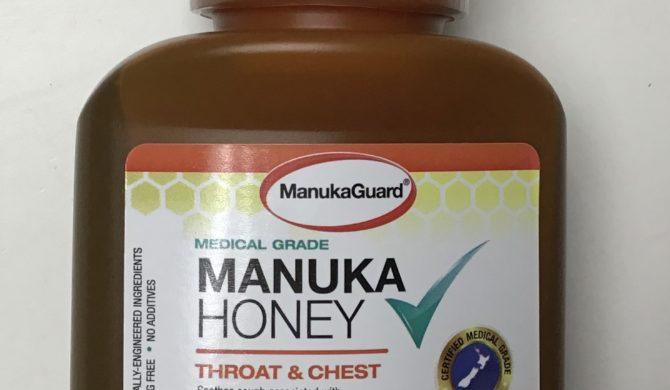 ManukaGuard Throat & Chest Cherry Lemon