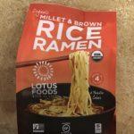 Lotus Organic Ramen