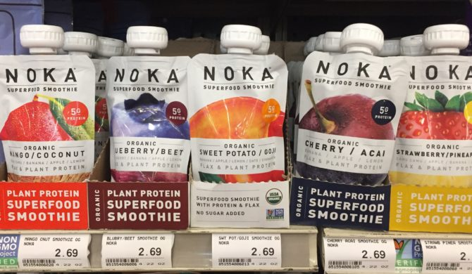 NOKA Superfood Smoothies