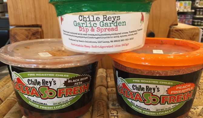 LOCAL Salsa Chile Rey's