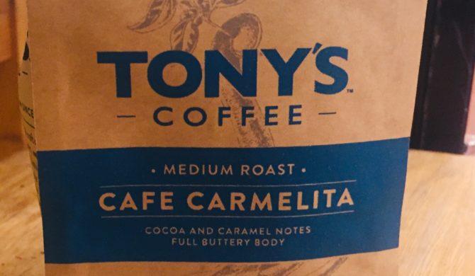 Tony's Organic Coffee