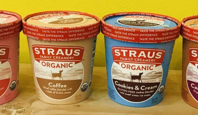 Strauss Organic Ice Creams