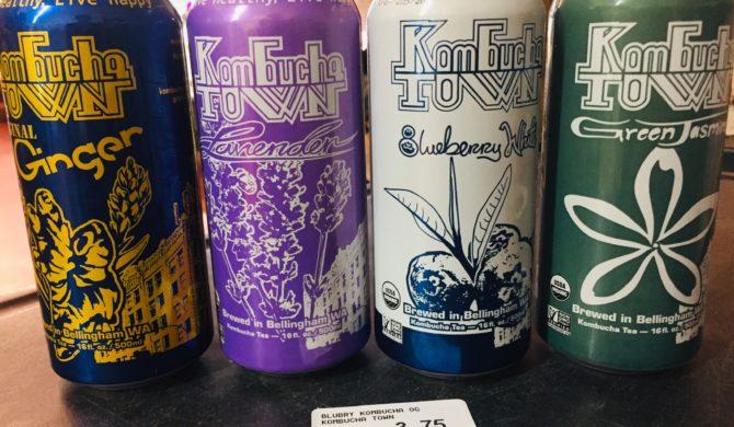 Kombucha in Cans