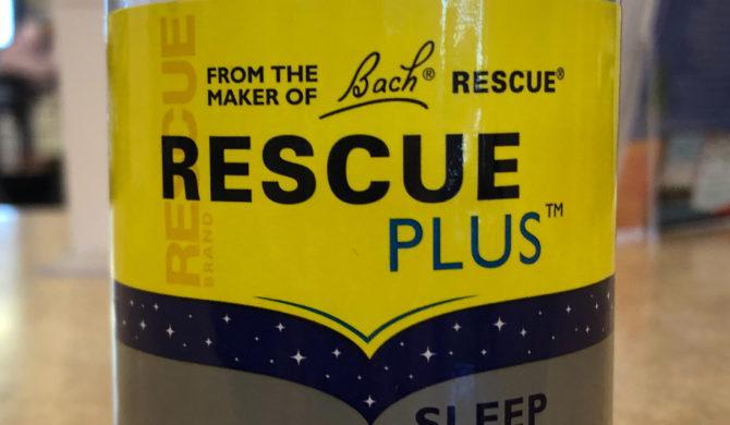 Rescue Plus Sleep Gummy