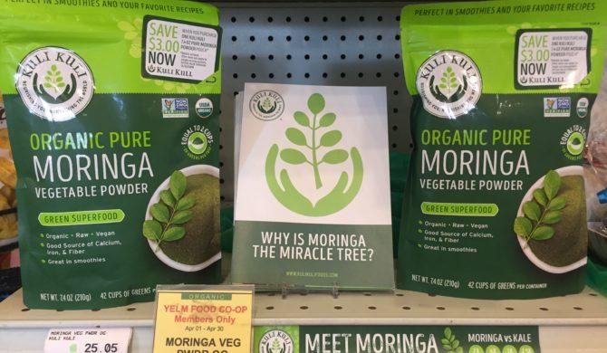Organic Pure Moringa