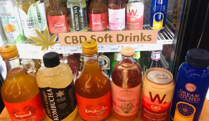 CBD Soft Drinks