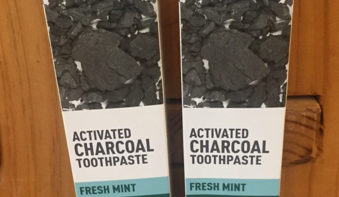 Desert Essence Charcoal Toothpaste