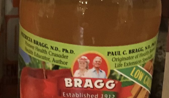 Bragg's Organic Apple Cider Vinegar Drink