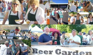 beer & brats collage