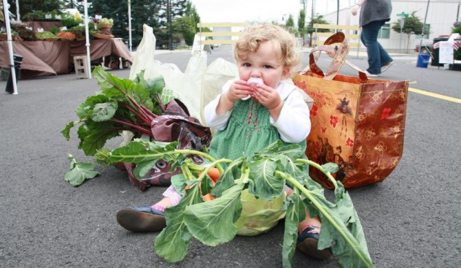 New Kids' Program Comes to Farmers Market