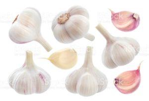 micronutrients garlic