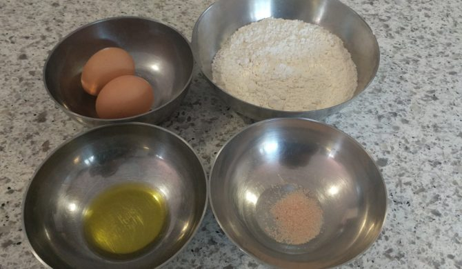 Italian Noodles Recipe
