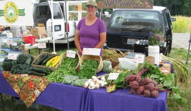 Mari's Farm: Fueling Yelm With Fresh Produce