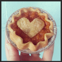 Gluten Free Romance Leads to Pie