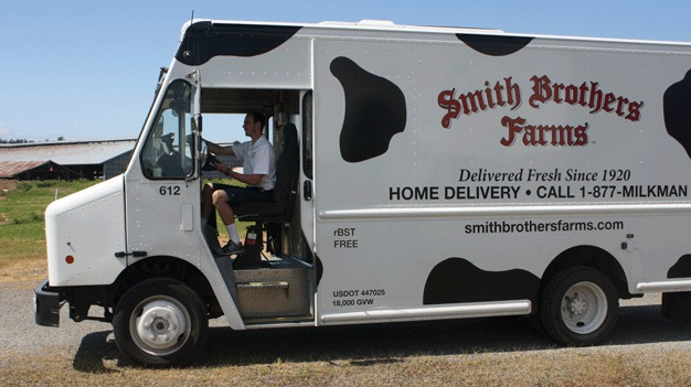 Smith Brothers Farms Delivers Fresh, Local Milk to Yelm and Beyond
