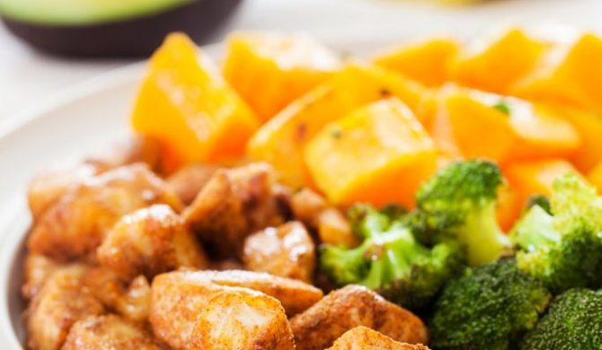Spicy Chicken and Broccoli Recipe